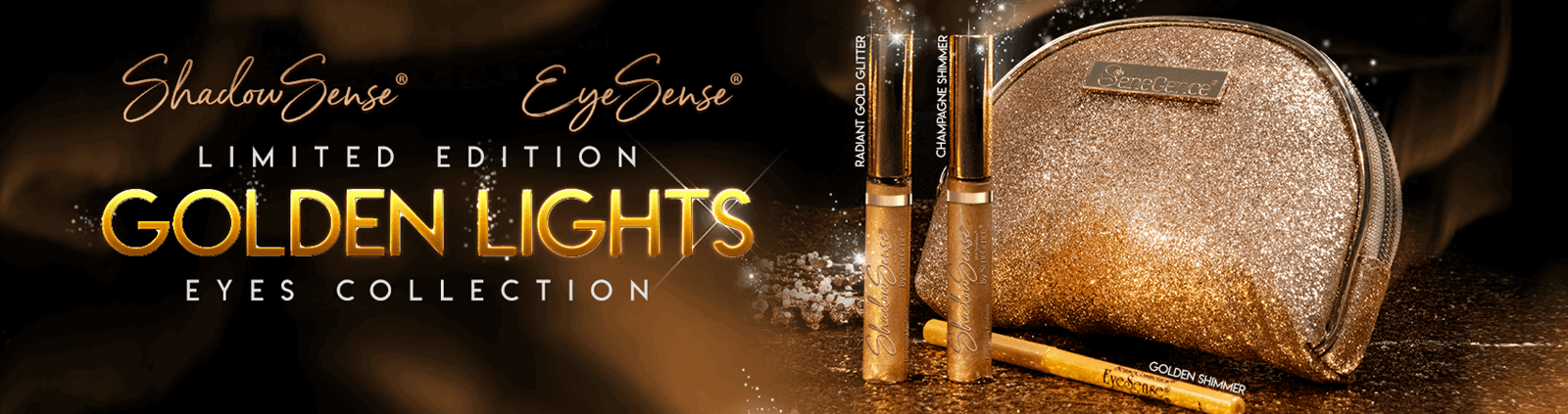 Golden Lights Eyes Collection