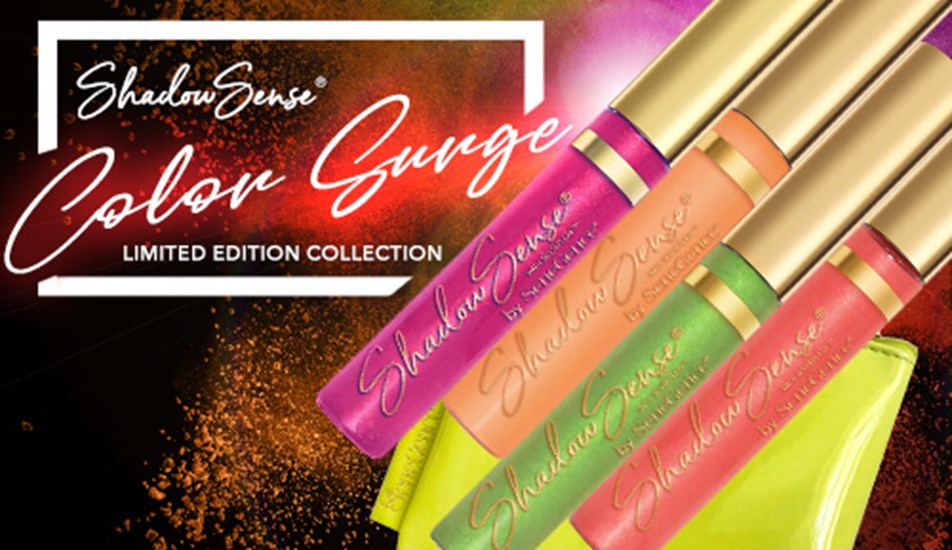 Color Surge ShadowSense Collection – Limited Edition