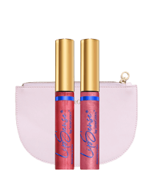 Shimmering Rose Petal Gloss Duo – Limited Edition
