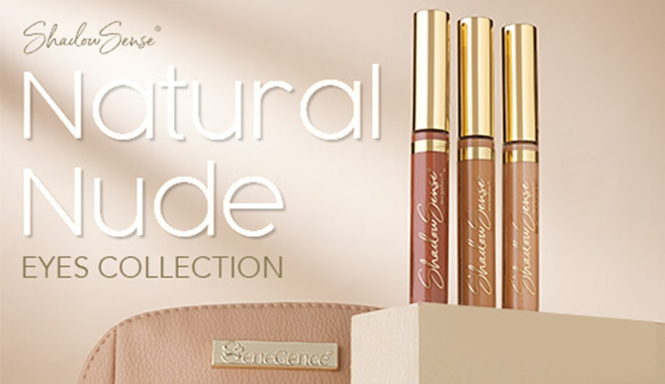 Natural Nude Eye Collection  – Limited Edition