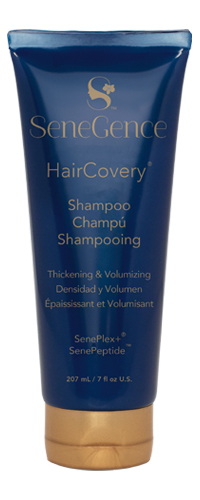 HairCoveryTM Thickening & Volumizing Shampoo with UV Color Protection