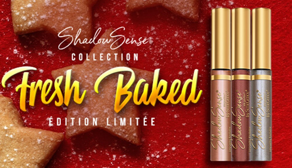 Fresh Baked ShadowSense Collection  – Limited Edition
