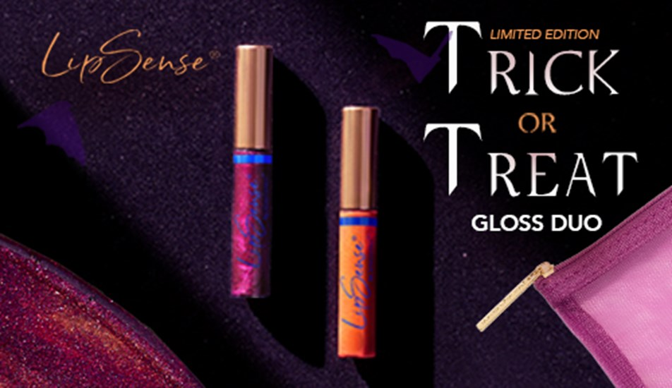 Trick or Treat Gloss Collection